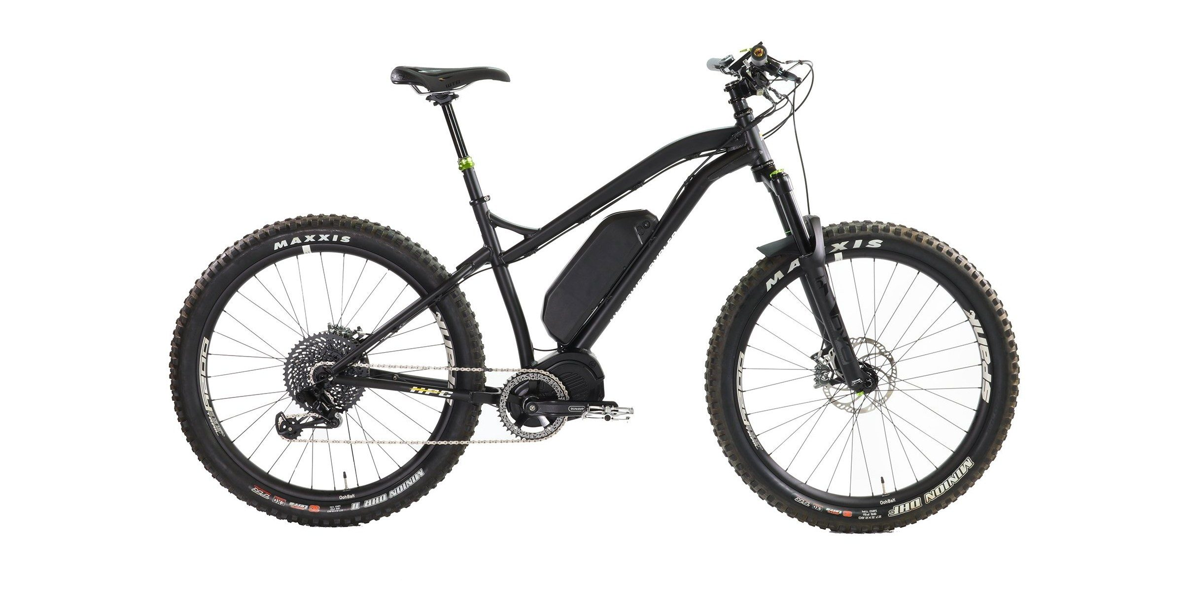 hpc electric bike