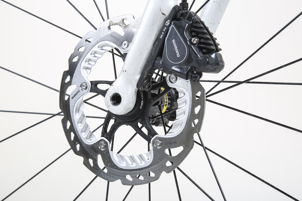 Shimano Ultegra ST RS685 Hydraulic Disc Brakes and calliper